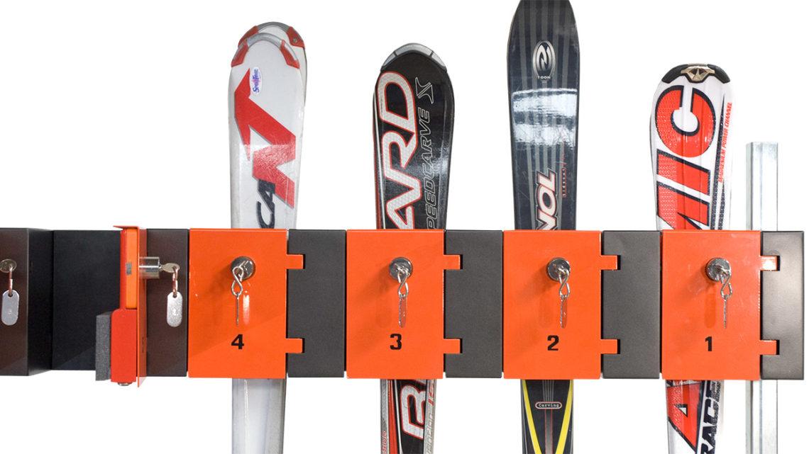 Mai più furti di sci